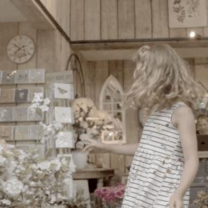 Dorset gift shopping