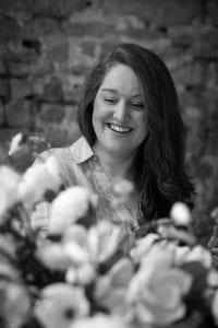 Alice the wedding coordinator at symondsbury estate
